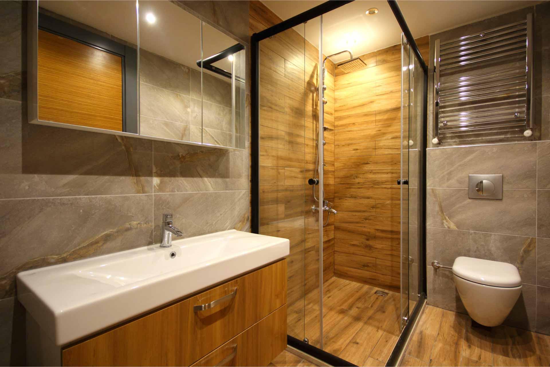 Rénovation salle de bains Épinal - PMR (Personne à mobilité réduite)